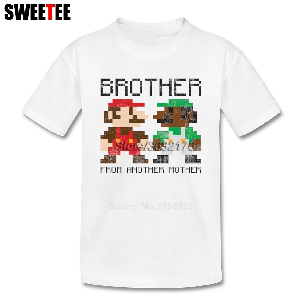 From Another Mother childrens T Shirt 100% Cotton Short Sleeve Round Neck Tshirt Tees Boys Girls 2018 Graph T-shirt For Kids