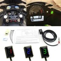 For Honda CBR600 F4I CBR 600 F4I 2001 2006 2002 2003 2004 Motorcycle 1 6 Level Ecu Plug Mount Speed Gear Display Indicator
