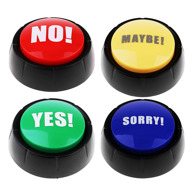 US $30 1 |Learning Resource Dome Sound Buttons Party Game Show Answer  Buzzer, Set of 4-in Gags & Practical Jokes from Toys & Hobbies on  Aliexpress com