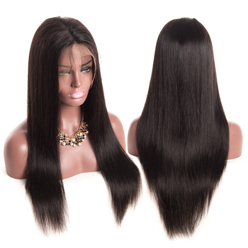 Pre Plucked Full Lace Human Hair Wigs With Baby Hair Brazilian Human Hair Wigs Glueless Full Lace Wigs For Women Remy Hair 2