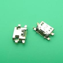 50 stks/partij hoge kwaliteit Micro USB Charging dock Connector poort Voor Lenovo K5 Note voor Redmi 5 Plus forMeizu m6