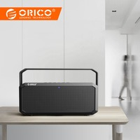 ORICO Outdoor Three proofing Portable Water Proof Sand proof Vibration proof Bluetooth 4.0Support TF Card Speaker for Computer