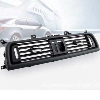YOOTOBO Car Auto Replacement Parts Car Center A/C Air Outlet Vent Panel Grille Cover for BMW 5 Series F10 F18 523 525 535 image