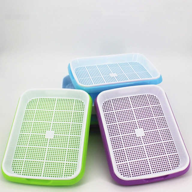 Double-Layered Sprouter Tray 2 Sets