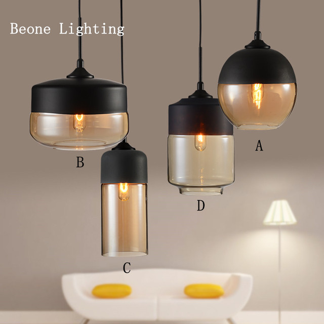 amazing pendant ceiling uxui led tinted shade lights of light glass black