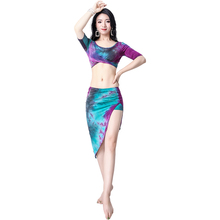 Belly Dance Spring New Practice Suit Sexy Oriental Dance Beginner Dance Suit Female Adult Belly Dance CLothes M,L,XL