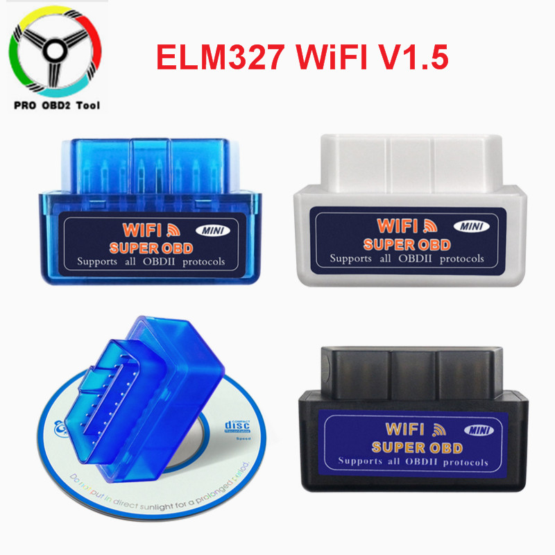 Worldwide delivery elm327 obdii obd2 wifi in Adapter Of NaBaRa