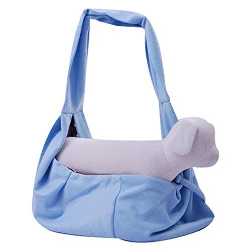 TFTP Pet Doggy Cat Comfortable Sling Carrier Pouch er Tote Bag Handbag
