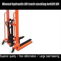 3T ручной гидравлический насос увеличить грузовик укладчик штабелеукладчик подъема с вертикальной загрузкой