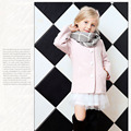 Fashion High Quality Girls Princess Coat European Style Baby Girl Spring Jackets Floral Casual Kids Jackets For Girls
