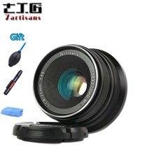 7 ремесленников 25 мм/F1.8 основная линза для всех одиночных серий для крепления E/для камер Micro 4/3 A7 A7II A7R A7RII X-A1 X-A2 G1 G2 G3