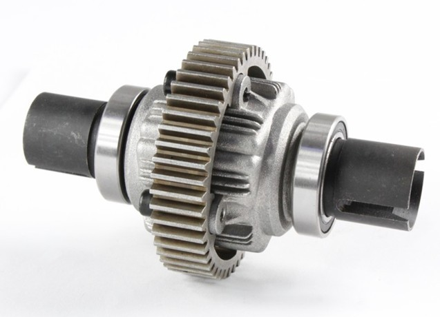 Alloy Differential Assembled Set for 1/5 hpi baja 5b parts km rovan ordinary differential equations