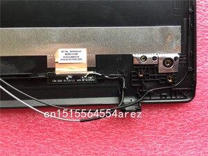 Image 4 - حاسوب محمول لينوفو ايدياباد 110 15 110 15ACL 110 15AST 110 15IBR LCD الغطاء الخلفي للحاسوب المحمول الجديد الأصلي مع كابل lcd AP11S000500