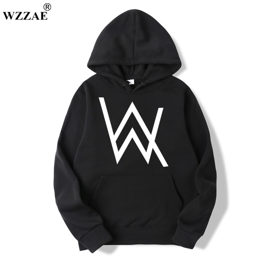 As gifts S to 3XL plus size pulóver Alan Walker hip hop rapero hoodies  sweatshirt hombres 0063189ff6f