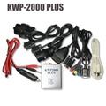 Новое поступление KWP 2000 Plus ECU Flasher KWP2000 OBD2 OBDII ECU чип Тюнинг инструмент чтение и запись ECU для многобрендовых автомобилей программист