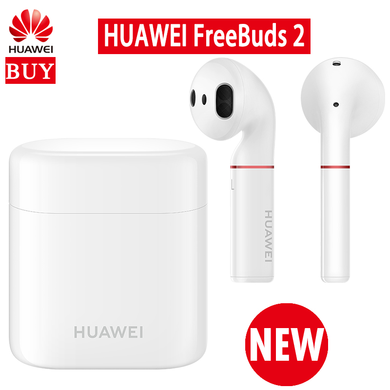 2018 HUAWEI FreeBuds 2 FreeBuds 2 pro Wireless Earphone Type C USB Bluetooth Wireless Dustproof and