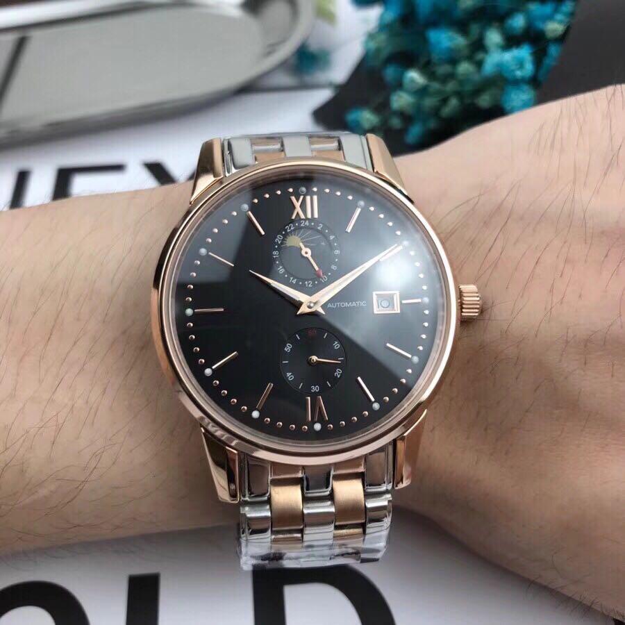 лучшая цена WC0739 Mens Watches Top Brand Runway Luxury European Design Automatic Mechanical Watch