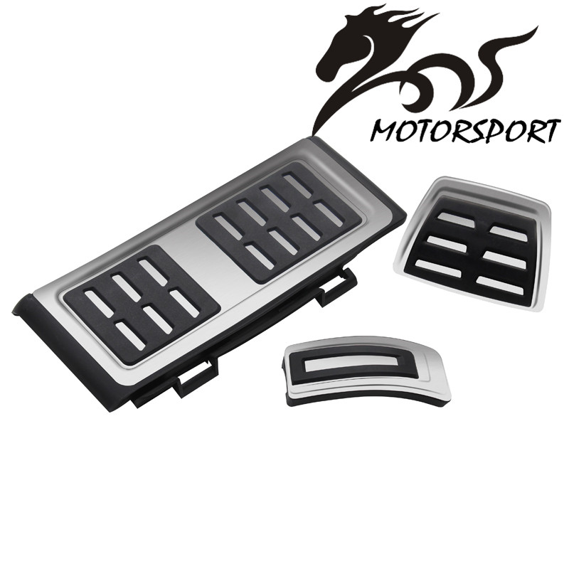 Automatic car Stainless Car Pedal For For Volkswagen VW Golf 7 GTi MK7