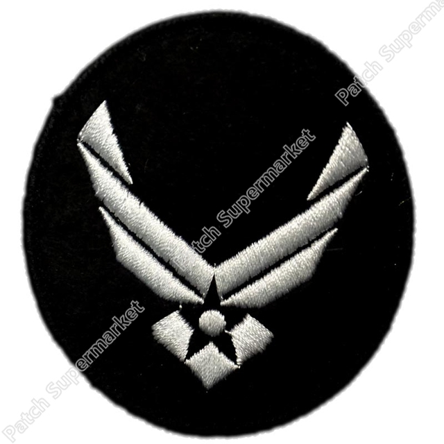 Stargate Sg 1 Airforce Wings Logo Uniform Movie Embroidered Logo