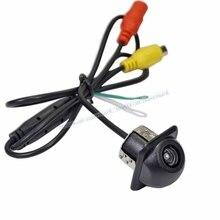 Night Vision 600L CCD Wide Angle Car Camera Front/Rear View Backup Reversing Camera Kits Waterproof Support NTSC /PAL