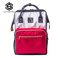 Fashion Women Backpacks Female Denim School Bag For Teenagers Girls Kanken Rucksack Large Space Backpack Sac