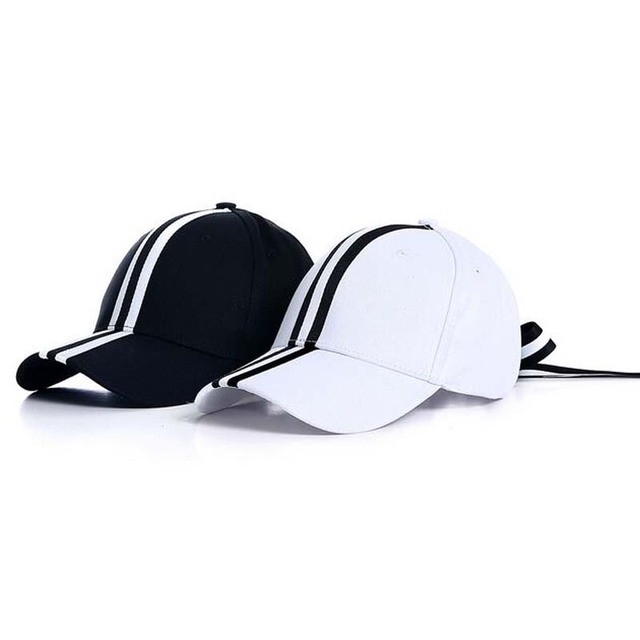 2018 diseño de moda blanco gorra de béisbol SnapBack gorras strapback hip  hop completo sombreros para b6404eb5158