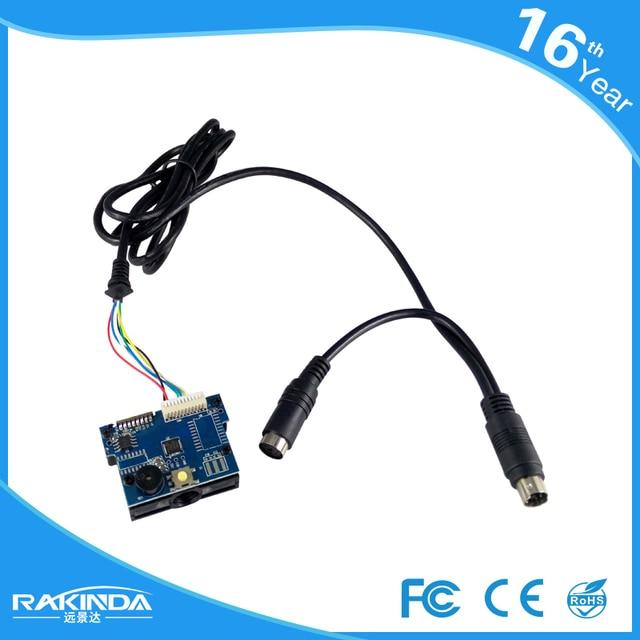 LV12 CCD multi-interface PS2 Interface de Leitor de código de Barras para digitalizar todos de código de Barras 1D