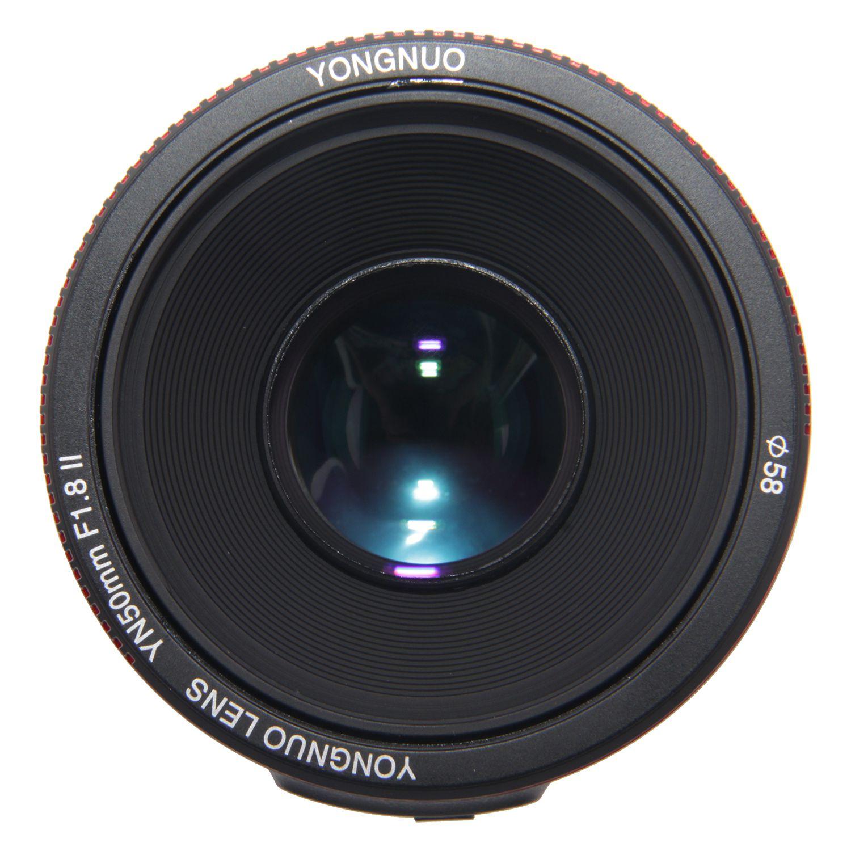 TTKK YONGNUO YN50mm F1.8 Standard Prime Lens Large Aperture Auto Focus Lens For Canon EF Mount Rebel APS-C DSLR CameraTTKK YONGNUO YN50mm F1.8 Standard Prime Lens Large Aperture Auto Focus Lens For Canon EF Mount Rebel APS-C DSLR Camera