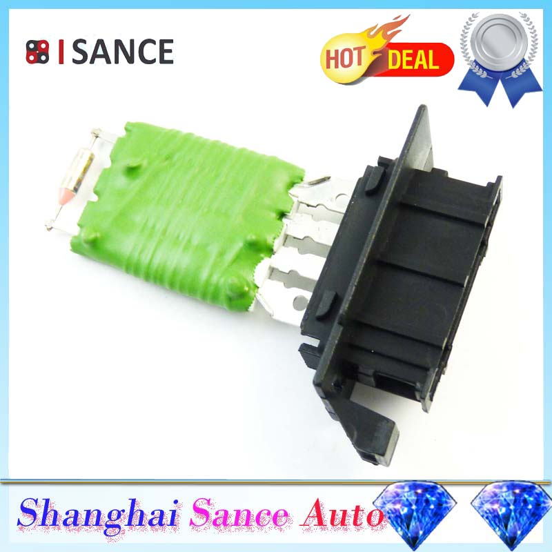 ISANCE HVAC Blower Motor Resistor Heater 5133432AA 973 041