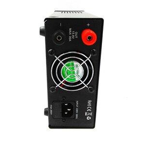 Image 3 - Conversor de alta eficiência dc 220v, conversor de PS 30SW iv 13.8v 30a interruptor fonte qje ps30sw iv para rádio de carro TH 9800 KT 8900 kT 7900D
