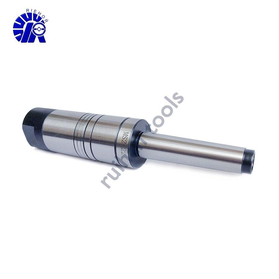 Morse taper stub milling machine arbor DGMS2 22