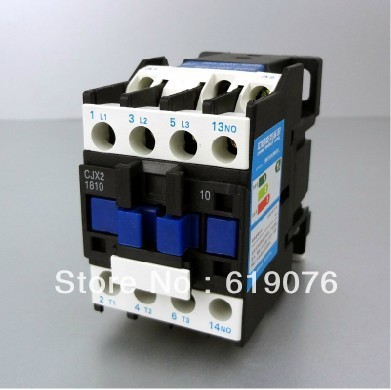 CJX2 0910 Motor Starter Relay wholesale Ac contactor  220V