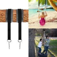 Hammock Straps Tree-Swing Rope Swing-Chair Hanging-Belt Hiking Outdoor Camping 550-Kg