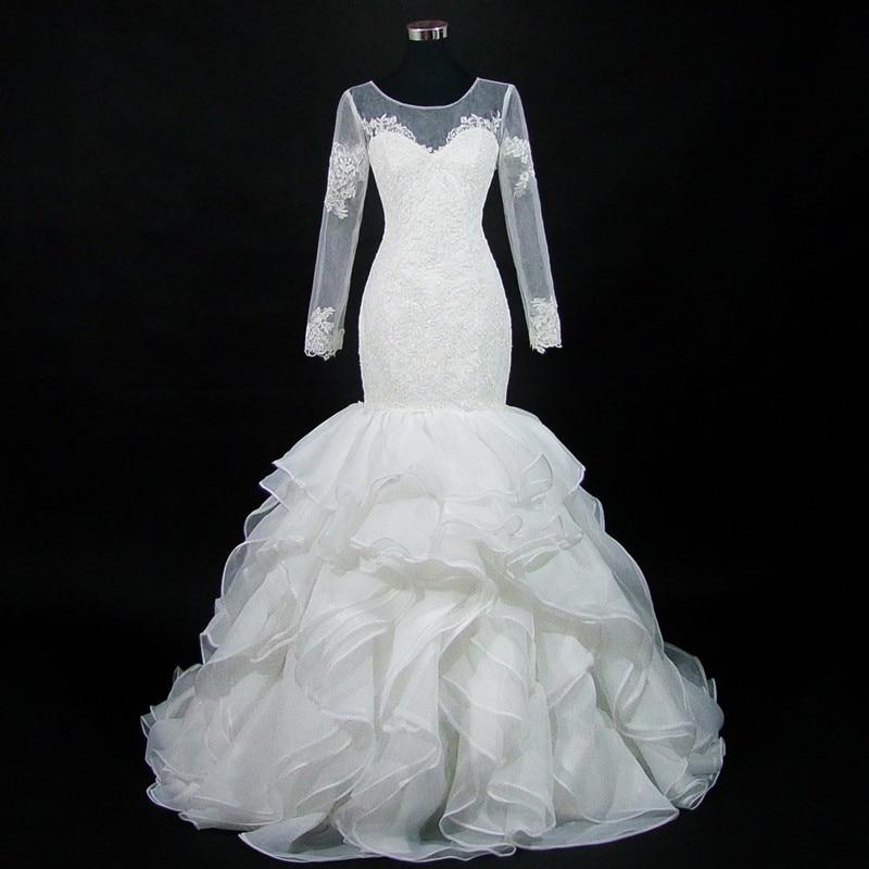 Buy Used Wedding Gowns: Aliexpress.com : Buy 2019 New Amazing Organza Ruffles
