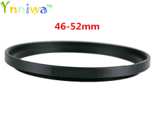 Juego de filtros adaptadores de lentes anillos metálico de regulador de 46 52mm