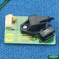 C8154 80073 Encoder Disk Sensor für HP Business Inkjet 2800 Designjet 110 120 130 verwendet Drucker-Teile Computer und Büro -