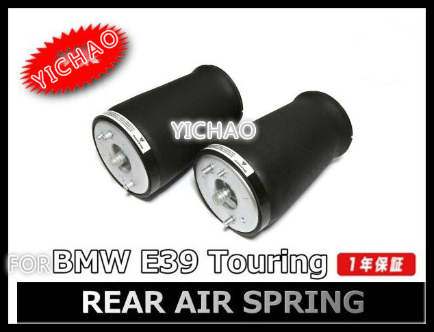 Pair  of Rear Left  Right Air Suspension / Air Spring for E39 5 Series  37121094613 / 37121094614 Brand New brand new premium quality right rear suspension air spring 37121094614 for bmw 5 series wagon