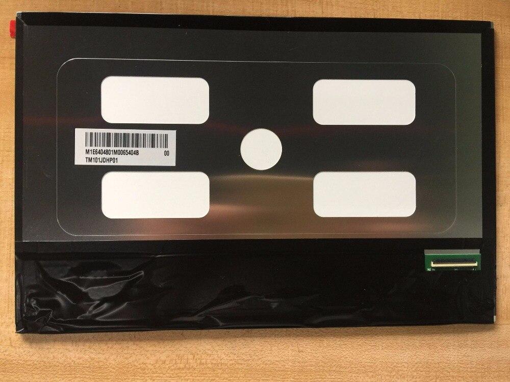TM101JDHP01 LCD Display screen tm chocolatte биотоник для лица аква баланс с пребиотиками 100 мл