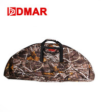 Archery Quiver Recurve Bow Bag Arrow Holder Camouflage 115cm/45″ Portable and Backpack Hunting/Achery Accessoties DMAR