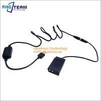Gratis Verzending DC 5 V USB Drive Power Kabel + EN-EL22 batterij DC Coupler EP-5E voor Nikon 1 J4 1J4 en S2 1S2 Mirrorless Camer