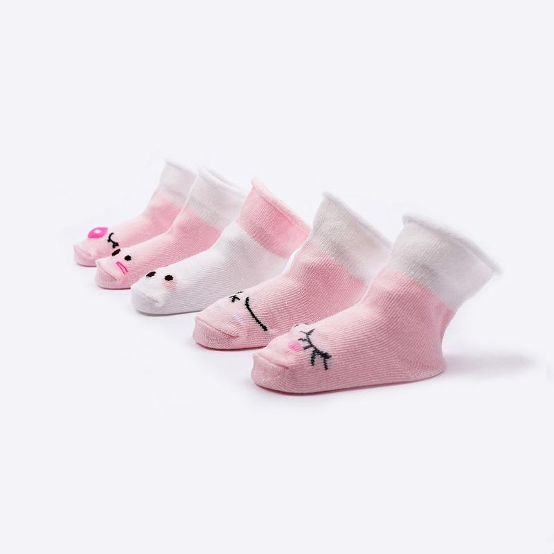91e06d8a3a53d Cheap Stuff 5pairs New Born Baby Socks 2018 Summer Spring Autumn Chaussette  Sledkov Baby Sokken Cotton Newborn Baby Accessories