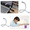 1Pcs Flexible Mini USB LED Light Super Bright LED Portable Lamp For Laptop Notebook Computer Keyboard Reading Book Studying