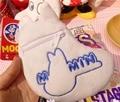 Hot Sale 14cm Moomin Mini Cute Purse Phone Bag Decoration Plush Toy Collection