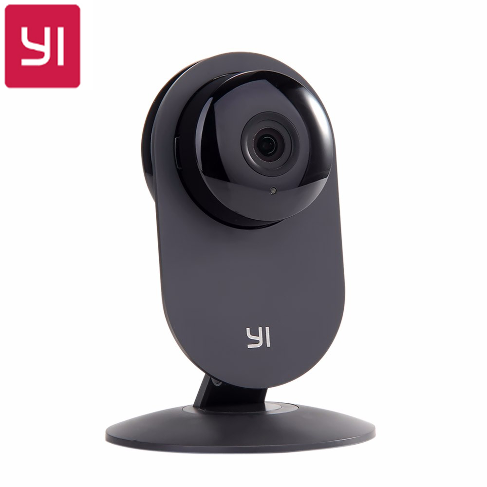 ФОТО [EU] Spain Stock Xiaomi YI camara ip  HD 720P Night Vision  cctv camera camaras de vigilancia con wifi