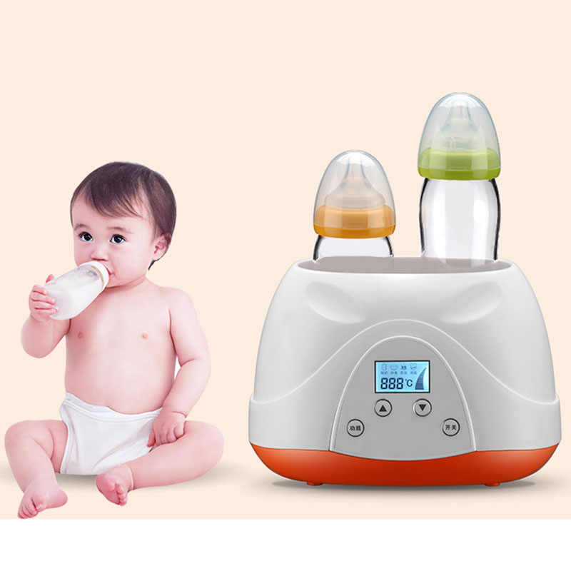 Baby Feeding Milk Warmer Sterilizer Infant Food Sterilizer Heater With Indicator Multi-Function Baby Bottle Heater Boiled Eggs