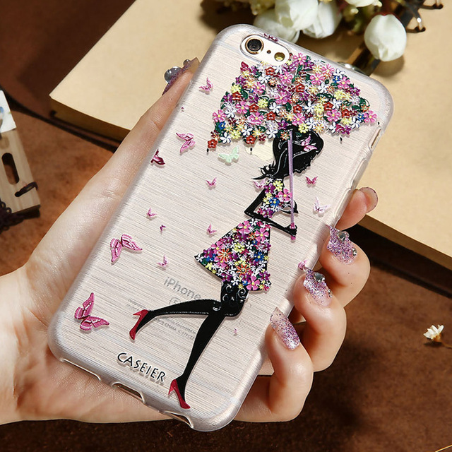 Fashion Patterned Phone Cases For All iPhone 2