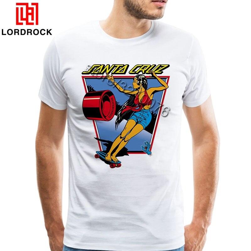Cool Brand Design Skateboard   T     Shirt   Men Vintage Graphic Print   Shirt   Club Fashion   T  -  shirt   Summer Top Best Friends Gift Tee