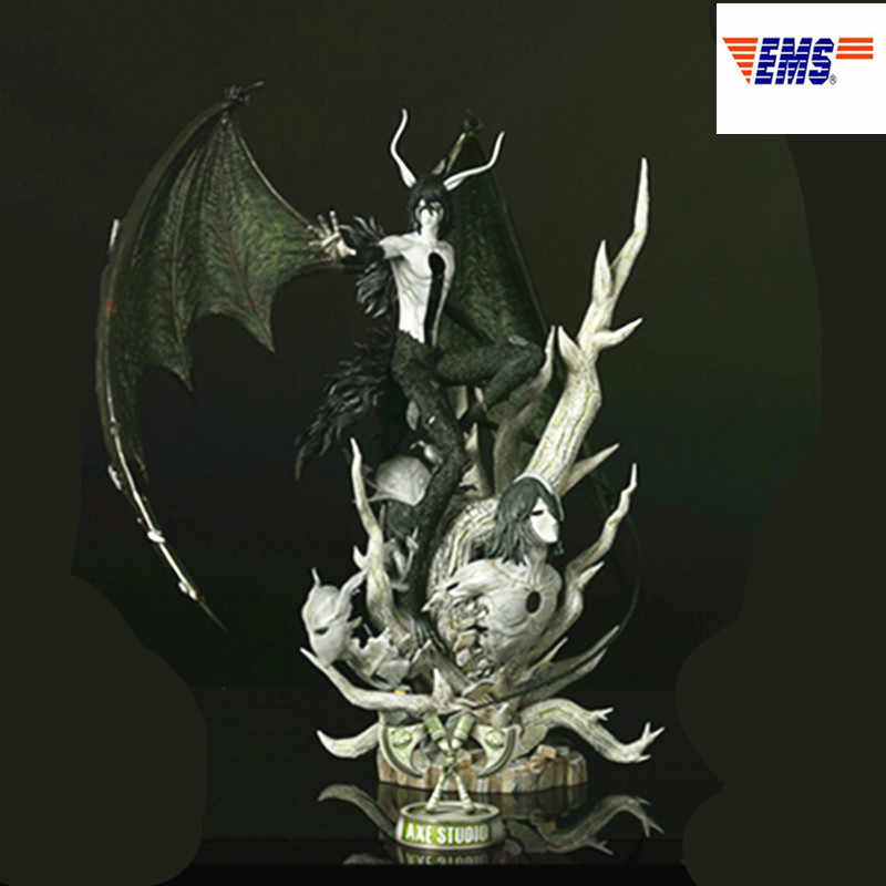 Presale BLEACH Black Wing Big Demon Ulquiorra cifer 1/5 GK Resin Statue Action Figure Toy (Delivery Period: 60 Days) X574