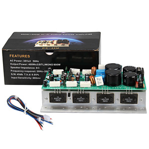 Image 5 - AIYIMA SanKen1494/3858 HIFI  Audio Amplifier Board 450W+450W Stereo AMP Mono 800W High Power Amplifier Board