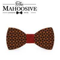 Mahoosive High Quality 2017 Sale Formal Commercial Wedding Butterfly Cravat Bowtie Male Marriage Bow Ties For